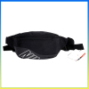 Fashion black wholesale sports men waist bag