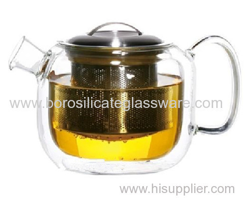 C&C black tea teapots with infuser
