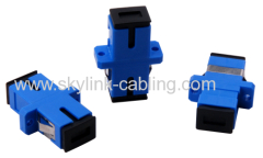 SC-SC PC fiber optic adapters