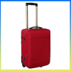 Fahion red ladies suitcase trolley hard case luggage set
