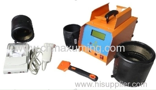 HDPE Electric Fusion Welding Machine for PE Pipe
