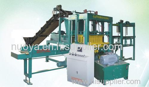 NYQT4-10 automatic cement brick machine