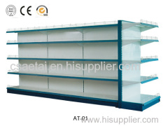 Supermarket gondola shelf,AT-01,cheaper cost but not cheaper quality