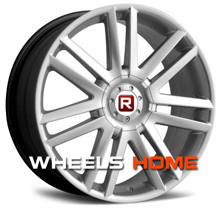 Fin Audi S8 replica alloy wheels from China manufacturer - Ningbo SW-55