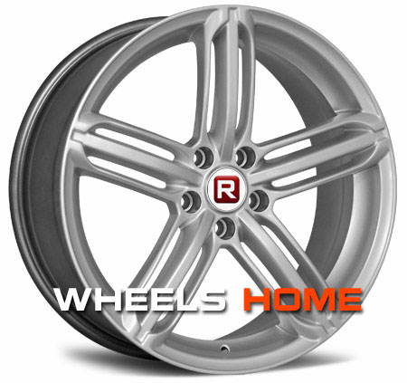 Audi RS6 replica wheels