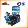 Simulator arcade coin operated car racing game machine supplier