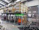 PE Plastic Pipe Making Machine / Production Line For Spiral Wrapping Band