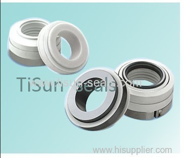 mechanical seals used in which parts?
