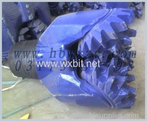 milled tooth tricone drill bit