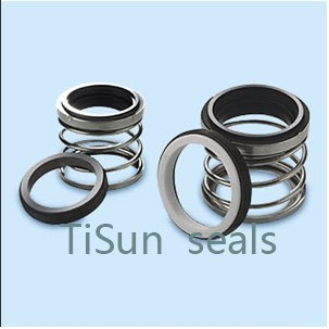 Mechanical seal for pump using