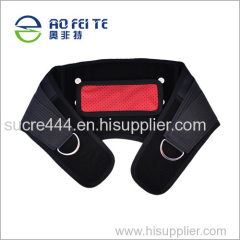 Adjustable lumbar and Back Support Belt