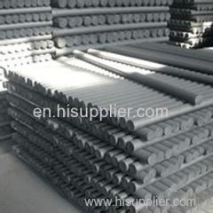 High quality Extruded graphite electrode/graphite rod/processing factory