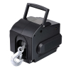 Durable marine electric winch