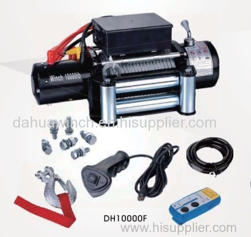 10000lbs 4x4 off-road winch