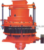 High performance spring cone crusher