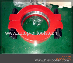 Oilfield Wellhead Connection Clamp No. 5