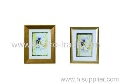 PVC Extruded Picture Frame With Stand