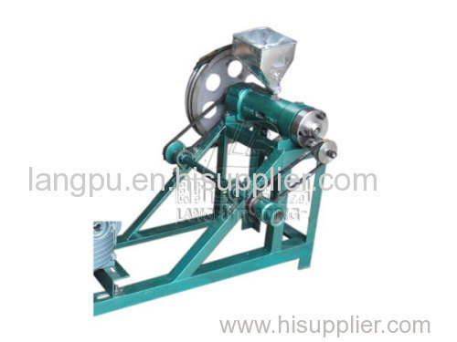 LP-Corn Puff Extruder Machine