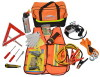 Roadside Warrior Automotive Emergency Car Kit