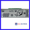 Automotive electronic LCD display
