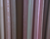 PVC artificial leather samples