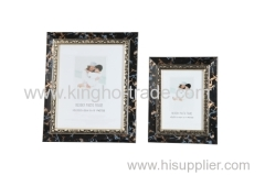 Decorative Pattern PS Tabletop Picture Frame
