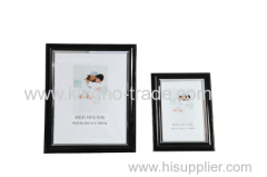 Morden PVC Extruded Tabletop Photo Frame