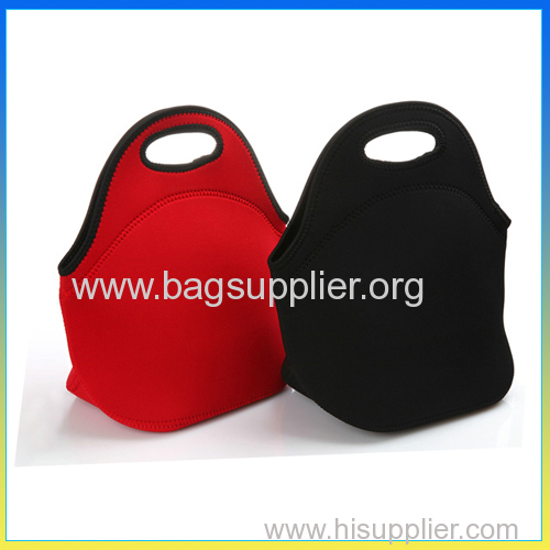 Hot selling water-proof neoprene lunch package beach cooler bag