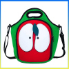 Cute neoprene backpack kids lunch bags small cooler bag