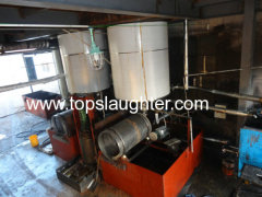 Rendering Equipment for Animal oil and Fat Treatment