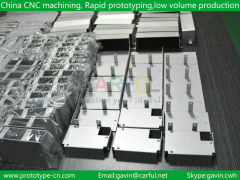 Hot bending part processing service stamping part CNC machining