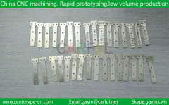 High Precision Aluminum Alloy Processing Small Batch CNC Machining
