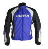 Sportswear Motorcycle & Auto Racing Jacket HUMP Blue