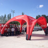 inflatable X-gloo tent for car exhibition and trade show