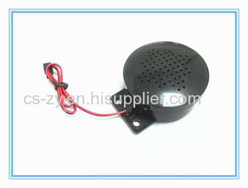 motorcycle remote alarm siren system