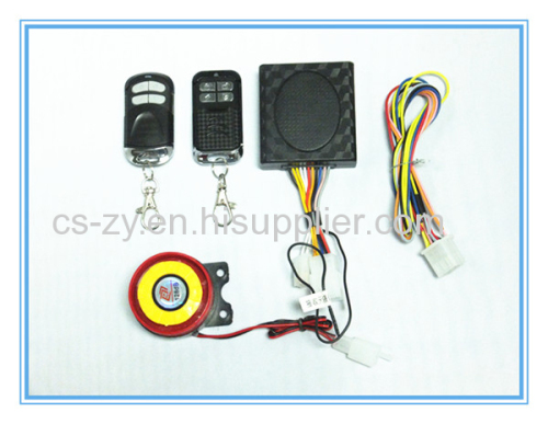 competitive price China supplier motorcycle alarm manual