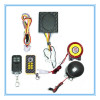 remote control horn alarm for motorcycle stereo