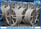 Transmission Line Conductor Pulley Bloaks
