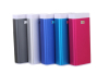 power bank 6600 with usb port led light super good desige hot selling power source