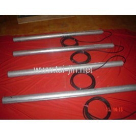 Canister Titanium Tube Anode