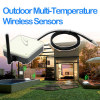 Multi-Temperature Outdoor Wireless Sensors
