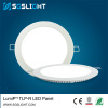 super thin round led panel light