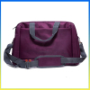 New design polyester weekend bag carry on overnight travel bag