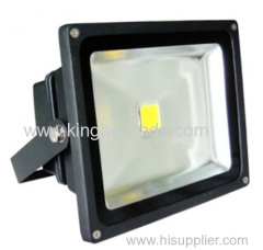 20-50W IP65 COB LED Flood light Fitting