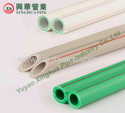 popular PPR pipe from China factory