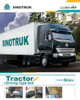 SINOTRUK HOWO A7 TRACTOR TRUCK 6x4