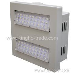 150W Motion Sensor LED Petro Station Light with CREE LED Chips(built-in driver)