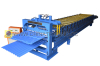 Double Layer Roof Sheet Stamping Machine