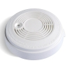 top mounted battery powered smoke alarm and co detector
