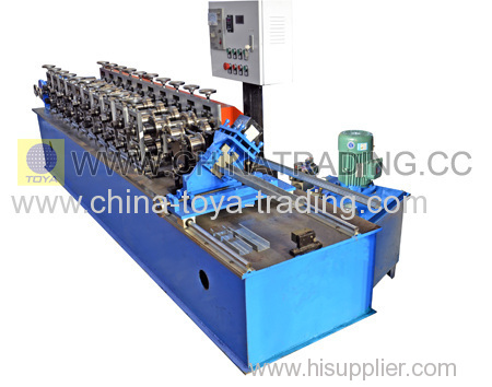 steel stud track rolling mill machinery